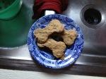 liver cookies