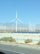 Wind Farm San Gorgonio Pass