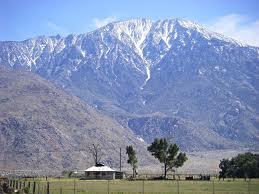 Mt San Jacinto...11,000'