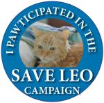 pawticipated save Leo