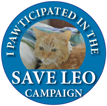 pawticipated save Leo