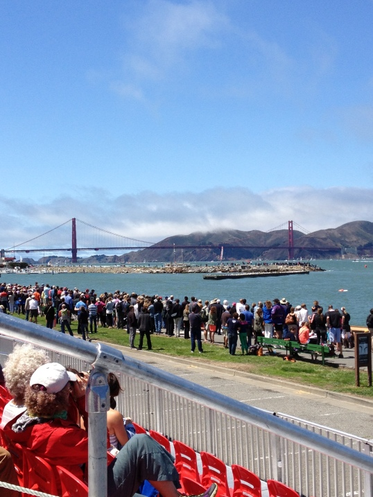Our Golden Gate