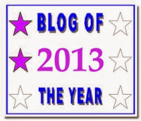 blog-of-the-year-2013, 2 stars