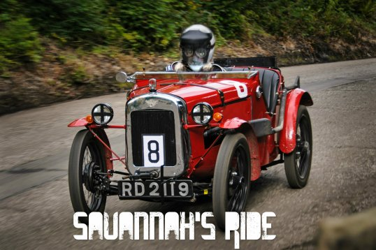 savannahs ride