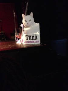 Tuna...the star