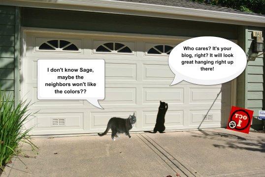garage sign 01