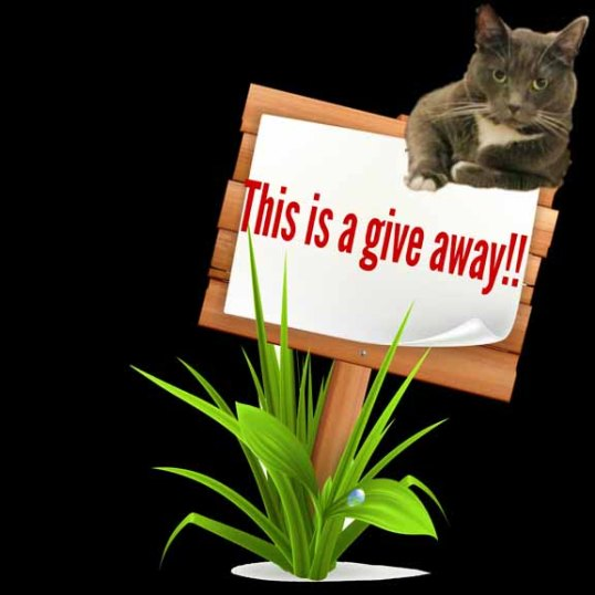 give away sign